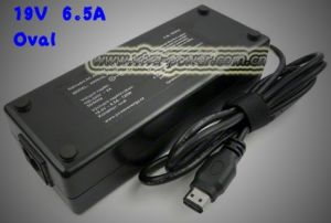 19V 6.5A PPP016L PPP017L Laptop AC Adapter for HP COMPAQ