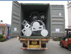 33kv &11kv Transmission Tower Shipment