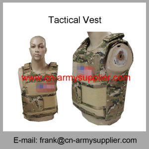 Army Vest-Bulletproof Jacket-Ballistic Jacket-Body Armor-Tactical Vest pictures & photos