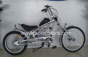 Gas Bicycle with 48cc Motor pictures & photos