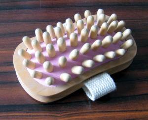 Wooden Hand Massager (TF3008)
