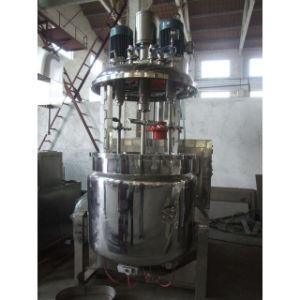 Vacuum Cream-Making Machine (ZG)