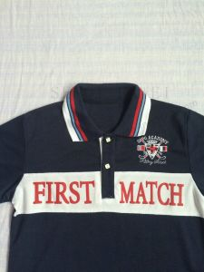 Soft Hand Feeling Boy Polo Shirt Sq-6252 pictures & photos