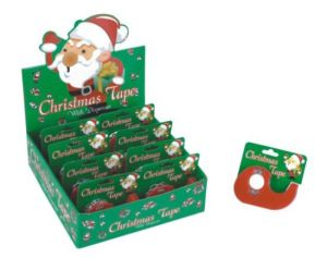 Christmas Adhesive Tape (BCI-803D)