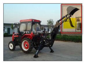 Thumb Clamp Backhoe for Farm Tractor (LW-6, LW-7, LW-8, LW-10, LW-12)