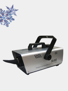 S-600 Small Snowflake Machine