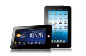 "7"" Tablet PC With Telechip CPU and 2.1 Android OS (M-07C)"