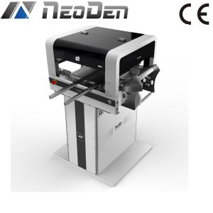 Neoden 4 SMT Pick and Place Machine with Conveyor for 1.2m Long LED PCB Placement pictures & photos