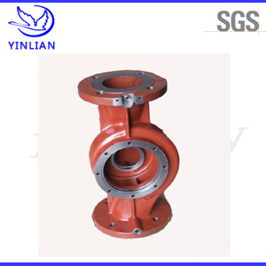 SGS Pump Body, Pump Housing, Pump Case with Steel Casting