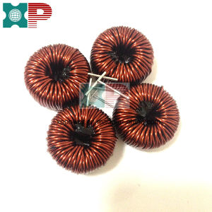 Fe-Ni Core Ultrathin Type Toroidal Choke Coil Inductor pictures & photos