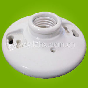 Porcelain Screw Lampholder (HX106 E27)