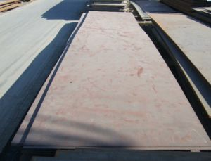 Hot Rolled Low Carbon Steel Plate/Sheet pictures & photos