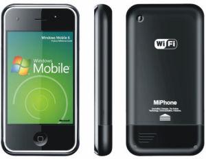 M88+ Quadband PDA Phone with Windows OS6.0 & WIFI JAVA