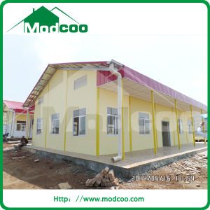 Prefabricated House in Hait for Sale
