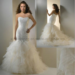 2013 New Custom Bridal Wedding Dress/Gowns (Angela-146)