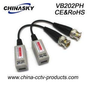Single Channel Passive HD-Cvi/Tvi/Ahd Balun RJ45 for CCTV (VB202pH) pictures & photos