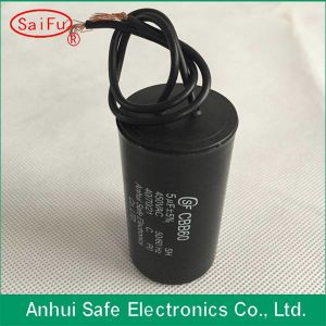 a Class Hot Sale Cbb60 Film Capacitors 20UF 400V pictures & photos