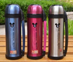 High Quality Stainless Steel Vacuum Flask/ Thermos/ Travel Mug pictures & photos