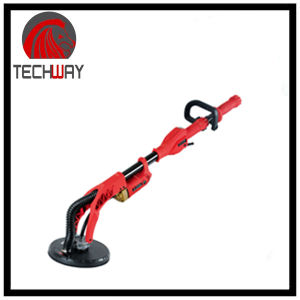 800301 Unique Design Speed Control Flexible Handle Drywall Sander with LED Lights pictures & photos