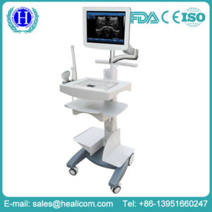 Trolley Touch Screen B/W Ultrasound Scanner Ultrasound Machine pictures & photos