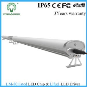 1500mm 60W LED Tri-Proof Light for Warehouse, Supermarket