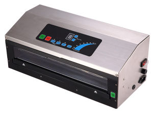 Stainless Steel Suction Vacuum Sealer (YJS700) pictures & photos
