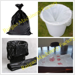 Excellent Quality Nylon Plastic Polythene Bag Making Machine Price pictures & photos