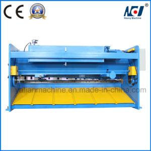 QC12y-6X2500 Hydraulic Shearing Machine