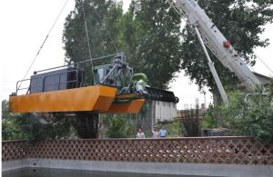 Auger Suction Dredger (LDASD-50) pictures & photos