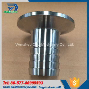 Sanitary Stainless Steel Hose Connector pictures & photos