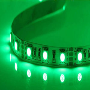 5050 12V Non-Waterproof Flexible LED Strip Light pictures & photos