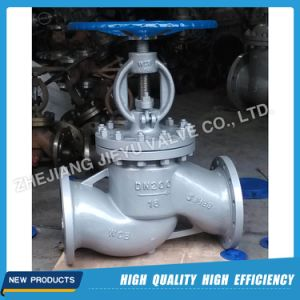 DIN Carbon Steel Globe Valve Pn16 Dn20 pictures & photos