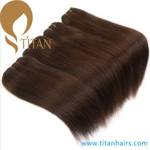 Wholesale Price Best 100% Brazilian Virgin Remy Human Hair Weft pictures & photos