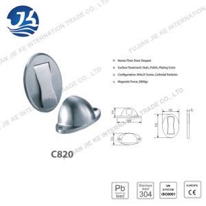 304 Stainless Steel Solid Casting Floor Door Stop (C820) pictures & photos