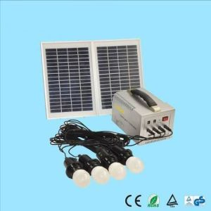 Solar Home Lighting System 10W pictures & photos