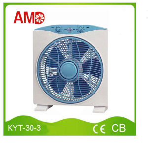 Hot-Sales Competitive Price 12 Inch Box Fan (KYT-30-3) pictures & photos