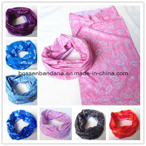 Factory Produce Custom Print Multifunctional Polyester Microfiber Neck Warmer pictures & photos