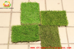 Easy and Quick Installation Synthetic Turf with RoHS Certification pictures & photos