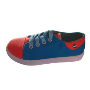 Name Brand Wholesale Shoes OEM Custome China Wholesale Canvas Shoes pictures & photos