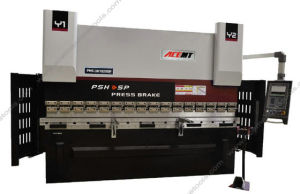 Phs-Sp_Hydraulic_Synchronized_CNC_Press_Brake Machine (PHS-110/3200SP) pictures & photos