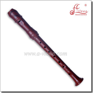 Baroque Sopranino Recorder Flute (RE2418B-2) pictures & photos