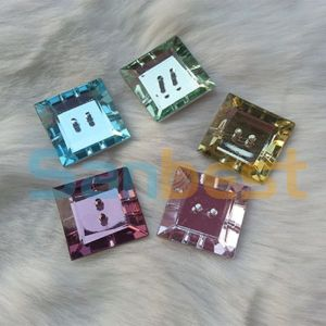 Fashion Colorful Fancy Acrylic Buttons for Garments pictures & photos