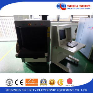 Hotel/School use X ray baggage and parcel inspection/scanner AT6550 handbag scanner pictures & photos