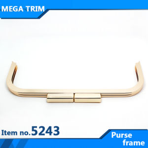 Wholesale Turn Twist Metal Purse Frame pictures & photos