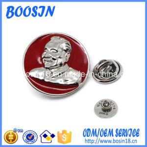 Fashion Full of Crystal Promotion Enamel Custom Metal Lapel Pin Badge pictures & photos