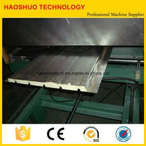 Rubber Belt Conveyor PU Sandwich Panel Production Line pictures & photos
