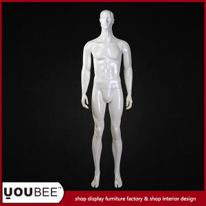 Strong Muscle Standing Male Mannequin for Window Display pictures & photos