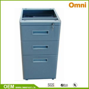 Mobile Three Drawers Pedestal Cabinet (OMNI-FC-17) pictures & photos