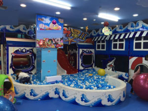 Indoor Playground, Yl24160t pictures & photos