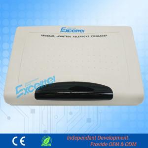 Excelltel Pabx Cp832-816 Hybird Telephone Intercom System PBX pictures & photos